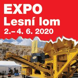 Veletrh EXPO Lesní lom 2020