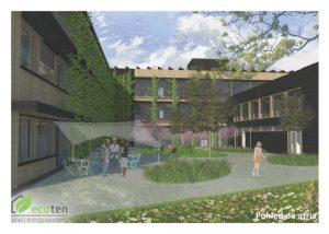 Praha staví první učiliště snulovou energetickou náročností