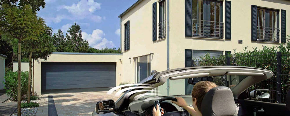 Akce 2020 – moderní garážová vrata s inovovanými pohony