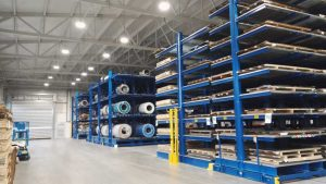 Osvětlení výrobních, skladových a administrativních prostor pomocí vyspělé LED technologie