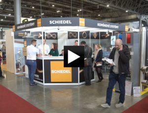 Schiedel KombiAir systém řízeného větrání pro rodinné domy