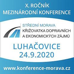 Mezinárodní konference luhačovice 24.9.20