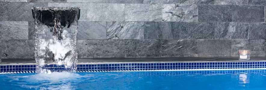 Bazény, wellness, ale i vodní prvky pro města najdete v září na stavebním veletrhu FOR ARCH