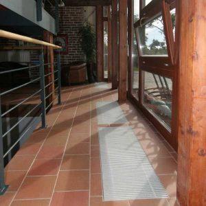 Konvektory společnosti BOKI dokáží prostory účinně vytopit i klimatizovat