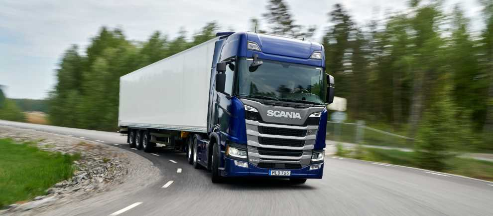 """Scania získala ocenění """"Green Truck"""". Počtvrté v řadě!"""