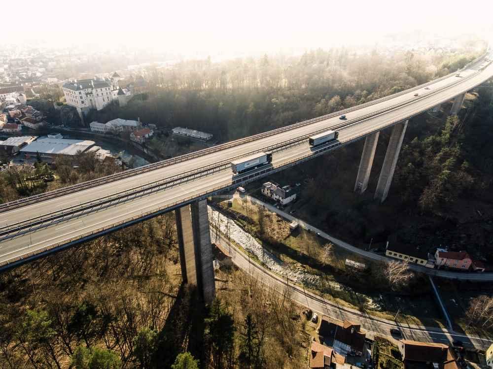 Metrostav Infrastructure a.s. zprovoznil úsek D1 s mostem Vysočina v téměř dvoutýdenním předstihu