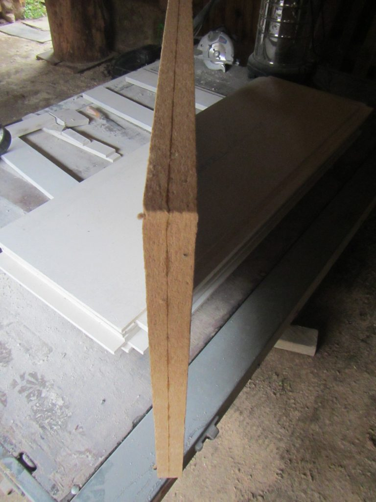 Fermacell E25 a Steico Therm