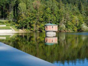 Rekonstrukce vodní nádrže Koryčany