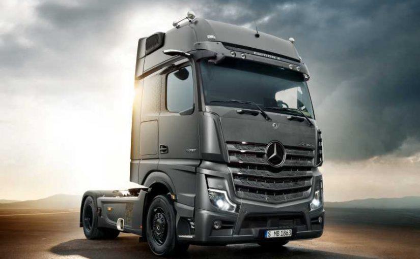 Mercedes-Benz Trucks Česká republika s.r.o. je opět jedničkou mezi dovozci nákladních automobilů v ČR. Již po devatenácté v řadě.