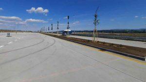 Odpočívka dálnice D1 u Přerova byla otevřena