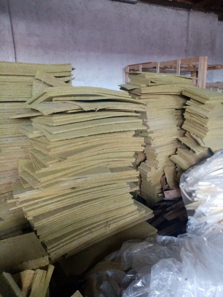 Minerální vata 90kg/m3 desky