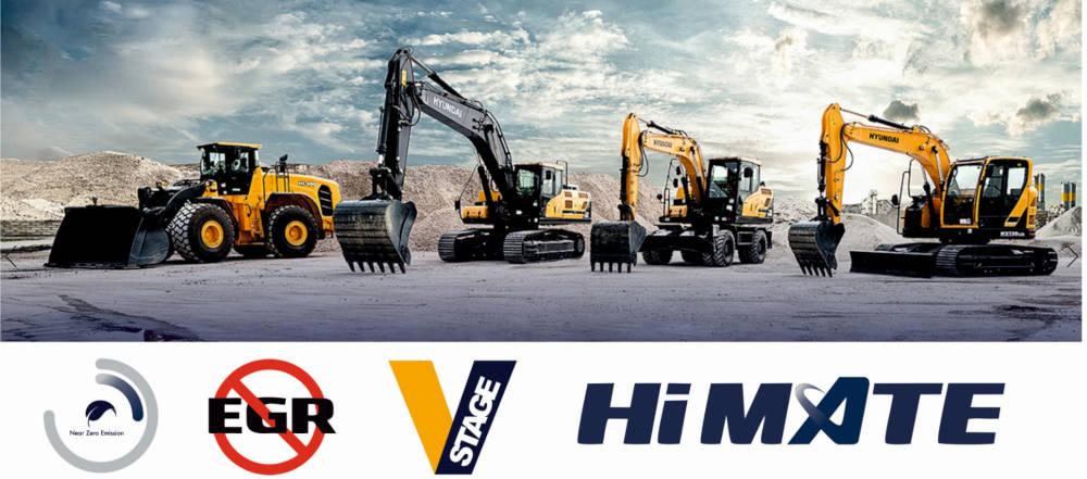 CIME-bau uvádí na český trh novinky ve stavebních strojích značky Hyundai. Uživatelé ocení vyšší výkon a nižší spotřebu