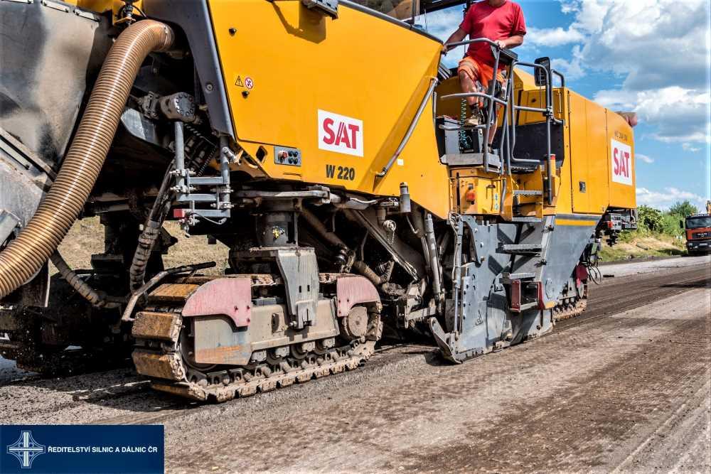 Správa Ostrava zajistila opravy a údržbu svěřených silnic za necelou miliardu korun