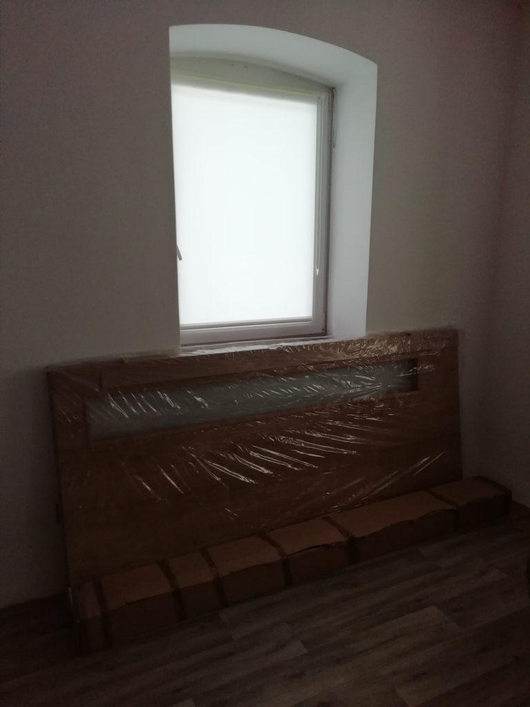 Nové dveře Masonite Vertika s obložkovou zárubní