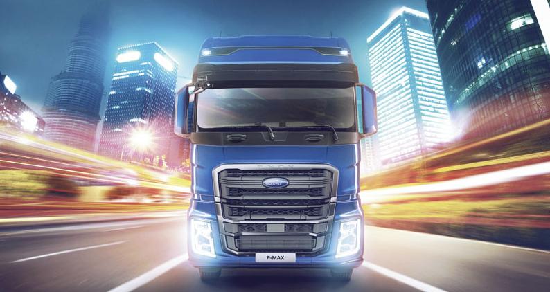Ford Trucks zahajuje rok 2021 inovacemi v produktech, funkcích a technologiích
