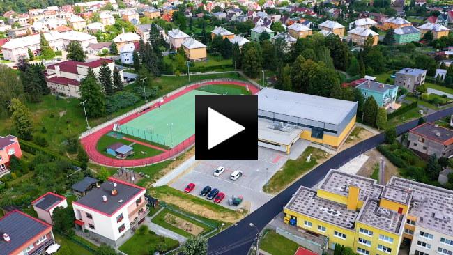 Sportovní hala Těrlicko – umístění sportovní haly aneb věčné dilema investora