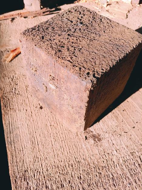 Špalíková dlažba (dřevěné dlažební kostky)
