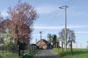 Staré Křečany mají nové úsporné osvětlení; obec ušetří téměř 80 procent nákladů