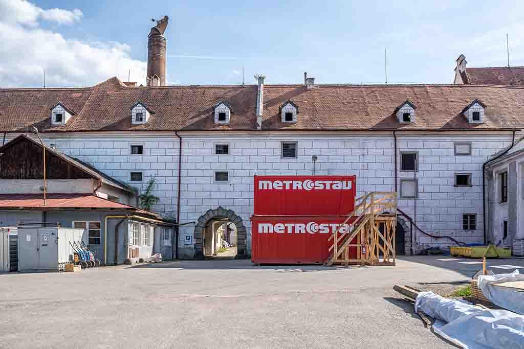 Slavnostní představení projektu revitalizace bývalého pivovaru Eggenberg