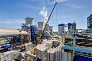Metrostav pomáhá Elektrárně Tušimice splnit nové evropské emisní limity