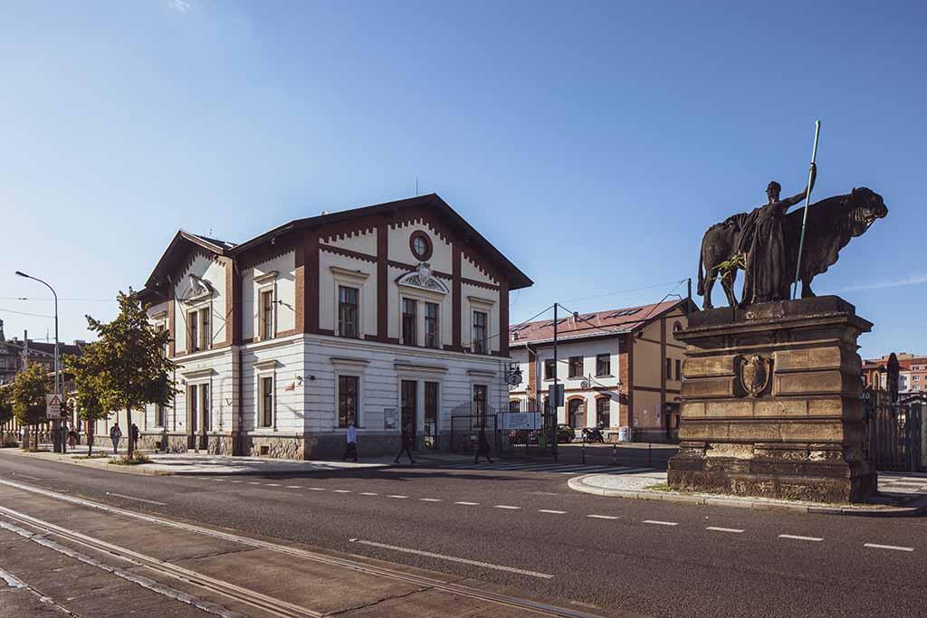 Nová etapa rekonstrukce Pražské tržnice začíná. Praha vyhlásila mezinárodní architektonickou soutěž