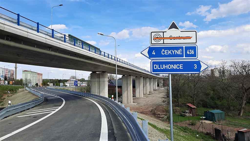 Začíná oprava bývalé objízdné trasy v Přerově