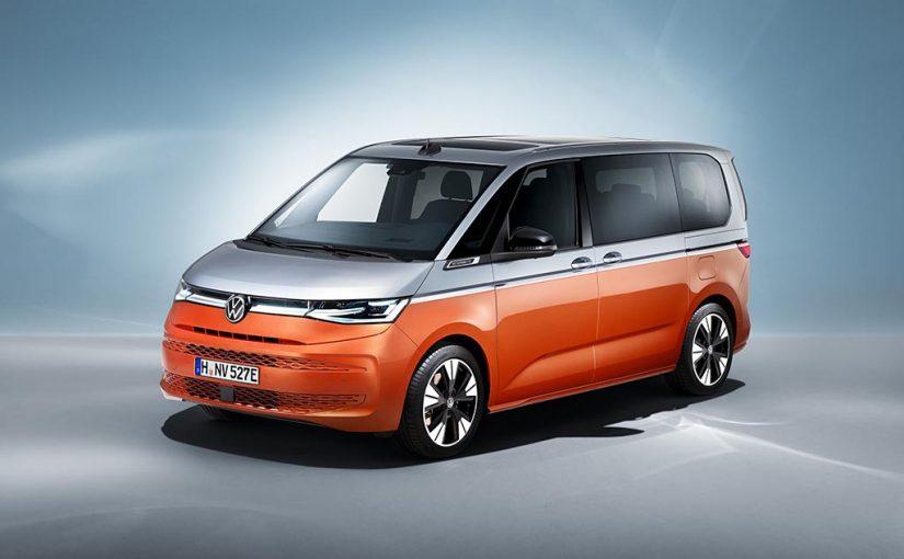 Světová premiéra modelu Multivan – značka Volkswagen Užitkové vozy představuje automobilový životní styl budoucnosti