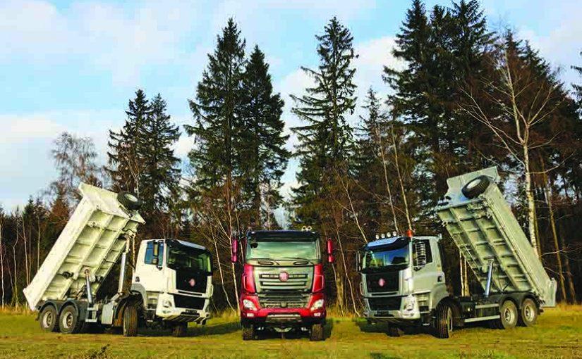 Serviscentrum Vysočina těší věrnost zákazníků i vzrůstající zájem o nová vozidla značky Tatra