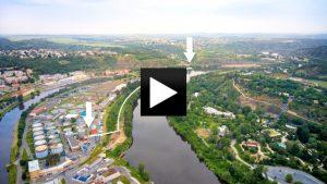 Rekonstrukce výtlaku odpadní vody v Praze