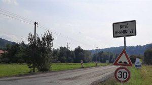 Od pondělí zahajujeme opravu silnice mezi Bruntálem a Krnovem