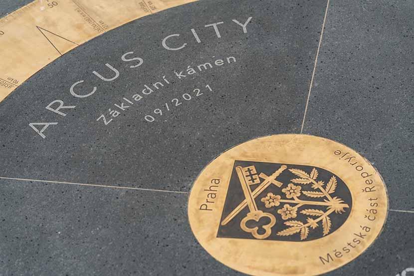 Arcus City má základní kámen a zahajuje prodej další fáze s 50 byty