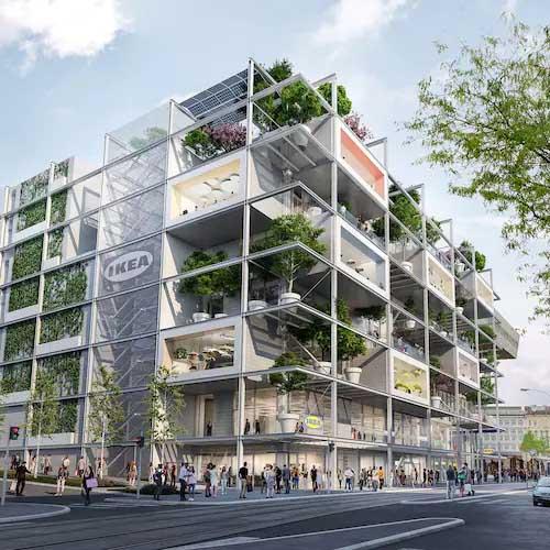 Jak budou vypadat městské čtvrti budoucnosti?