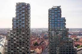 Nejvyšší rezidenční budova ve Švédsku se skly od společnosti Guardian Glass