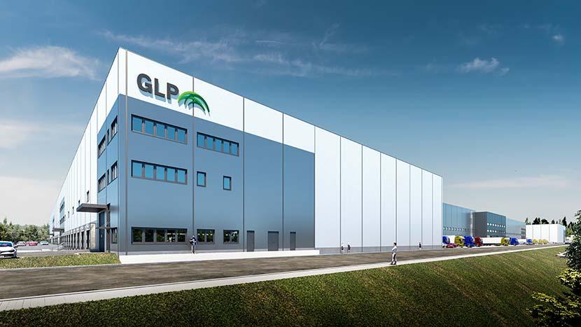 Začala výstavba moderního logistického parku GLP Park Ostrava Hrušov